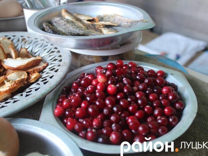 Їжа у криївці