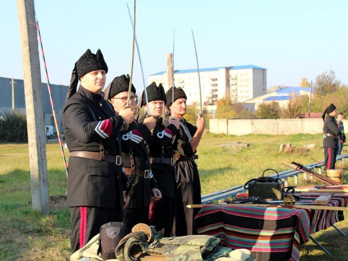 «Козацькі розваги» в ЛНТУ