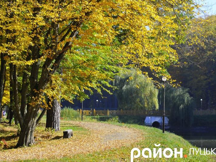 Осінь у «Воротневі»