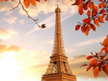 Осінній Париж