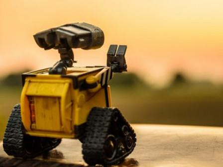 Виставка роботів у «ПортCity»