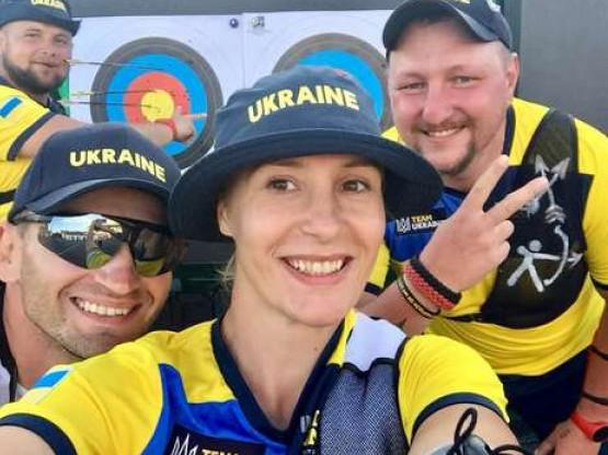 Майя Москвич та учасники турніру