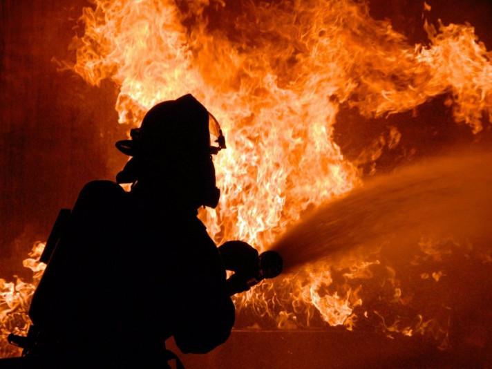 Пожежники ліквідували загорання на Ківерцівщині / Фото ілюстративне