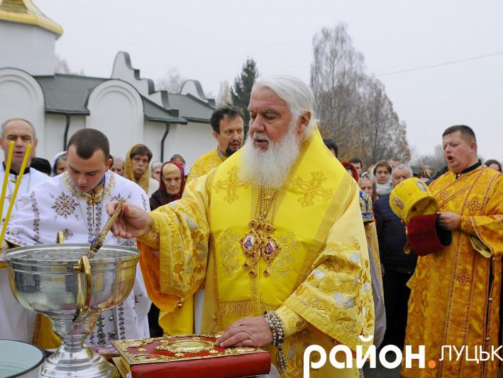 Митрополит Київський і всієї України Макарій