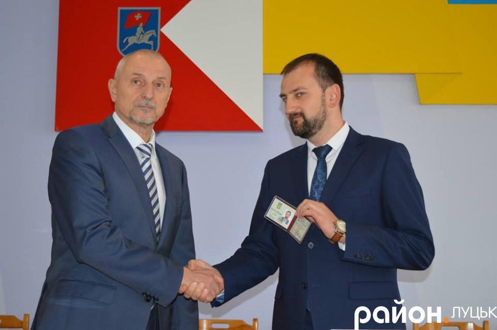Олександр Савченко та Тарас Яковлев