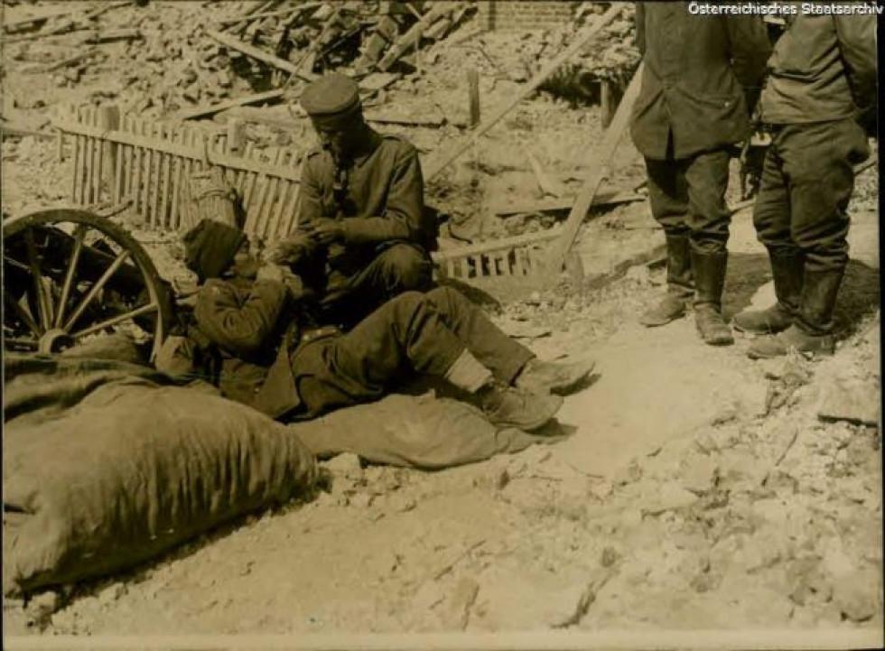 Десь на Волині, 1915 р.