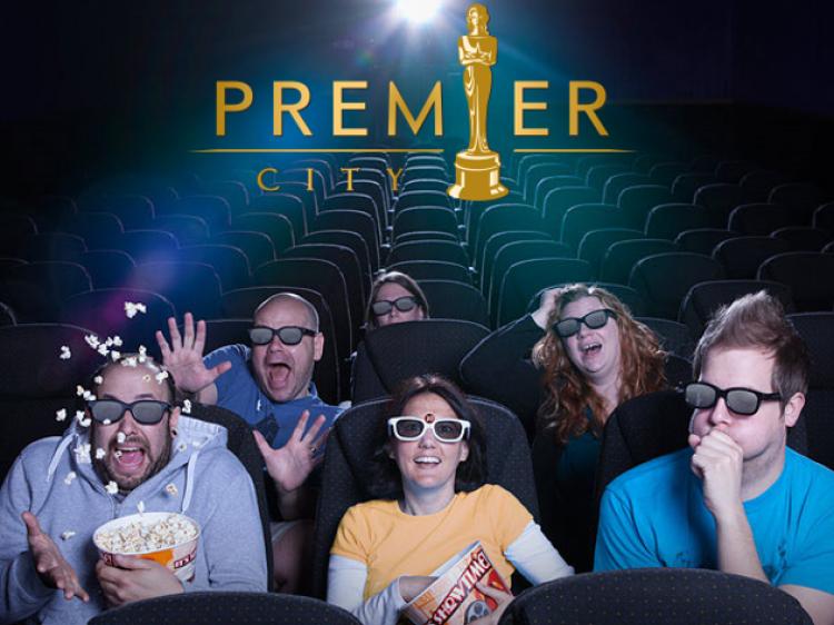 Лучан кличуть у «PremierCity» тестувати великі 3D окуляри