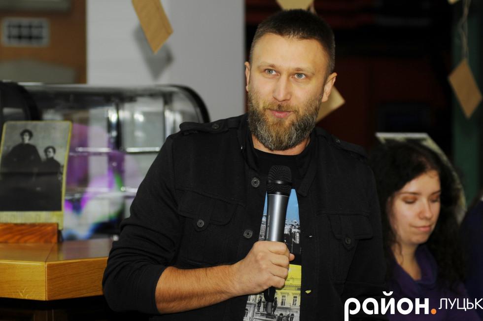 Сергій Шараєський