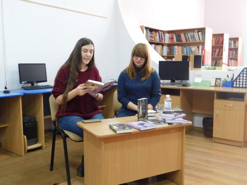 Наталія Матолінець та Анна Єкименко-Поліщук