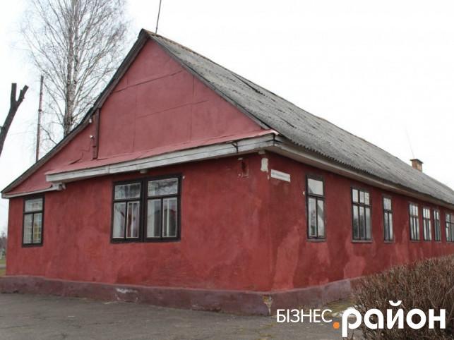 Старий корпус школи №13 у Луцьку