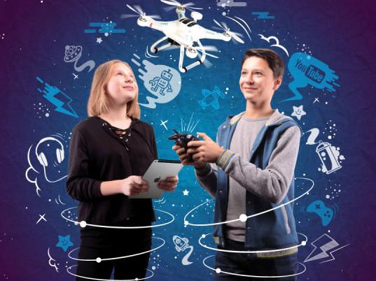 Комп'ютерна академія «ШАГ»запрошує на канікули дітей 9- 14 років