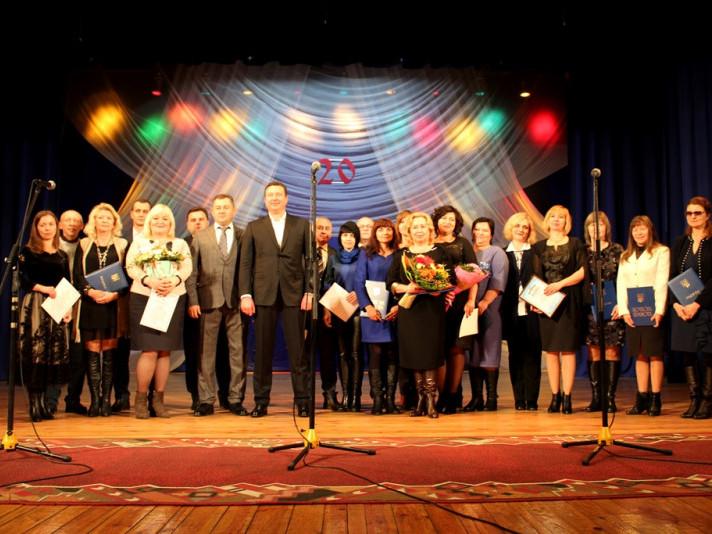 Урочистості з нагоди 20-річчя факультету фінансів ЛНТУ