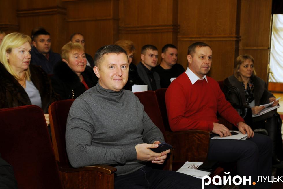Директор будівельної компанії «Інвестор» Андрій Разумовський