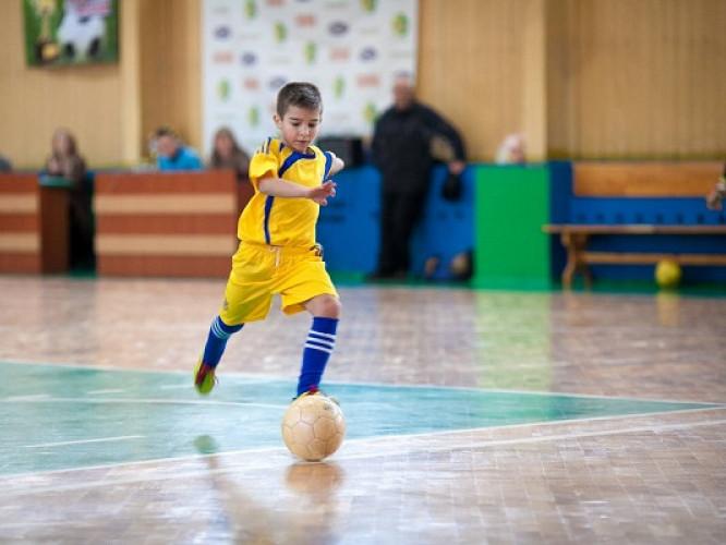 у Луцьку стартує дитяча футзальна ліга