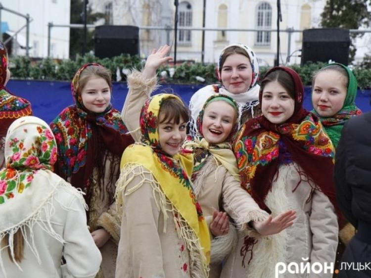 міський фестиваль «Різдвяні піснеспіви»