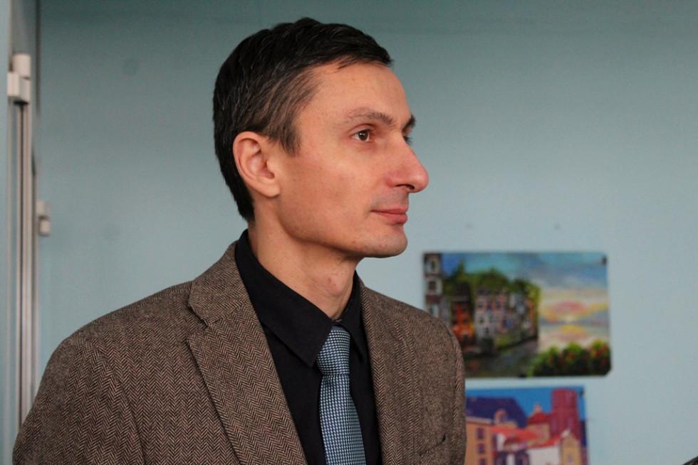 Олександр Бондарський