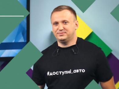 Сергій Чуріков на проекті «Нові лідери»