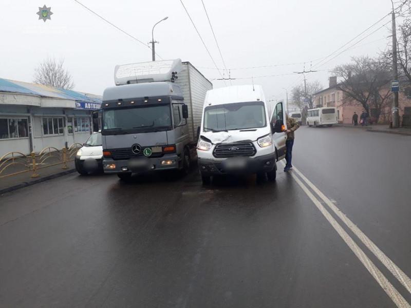 аварія на Карпенка-Карого
