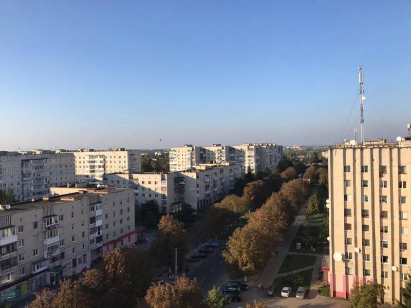 Бульвар Дружби народів у Луцьку