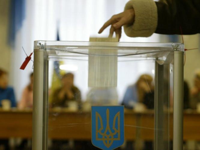 волиняни голосуватимуть у 5 територіальних виборчих округах