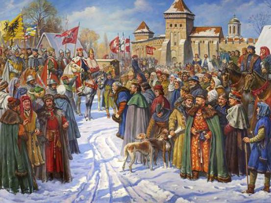 З'їзд монархів у Луцьку