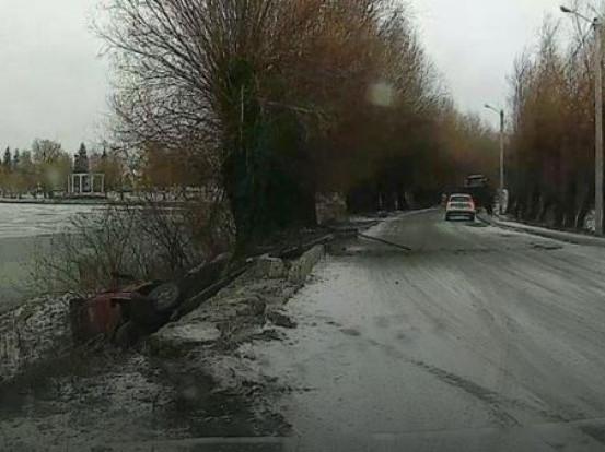 аварія в Лищі