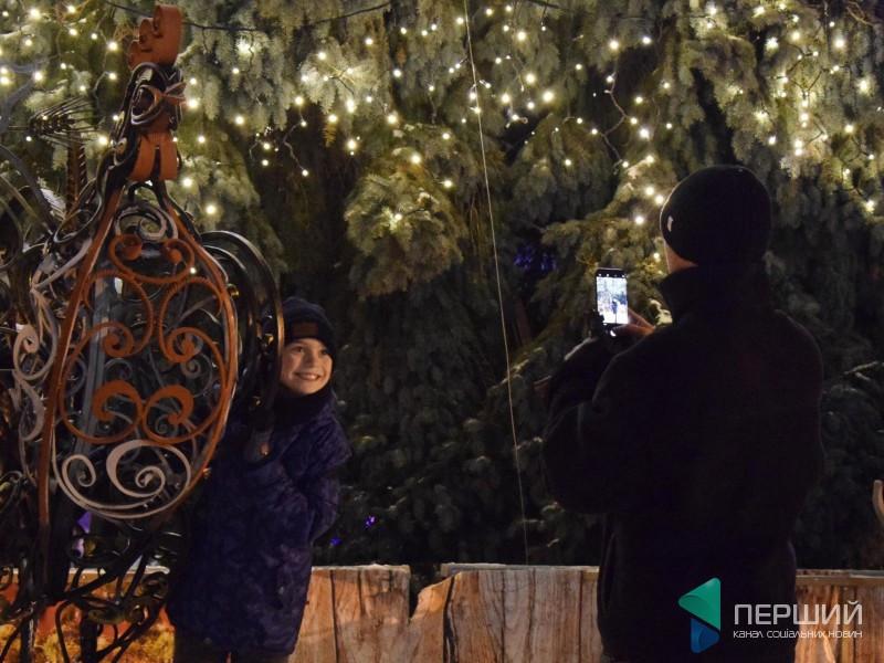 Святвечір в Луцьку