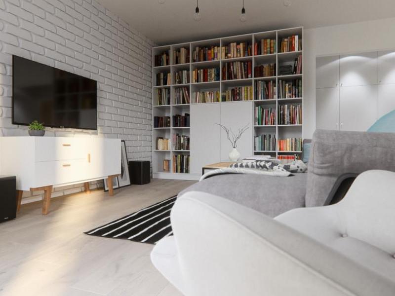Інтер'єр квартири. Фото ілюстративне