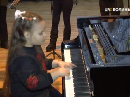 Ольга Танська зіграє га концерті