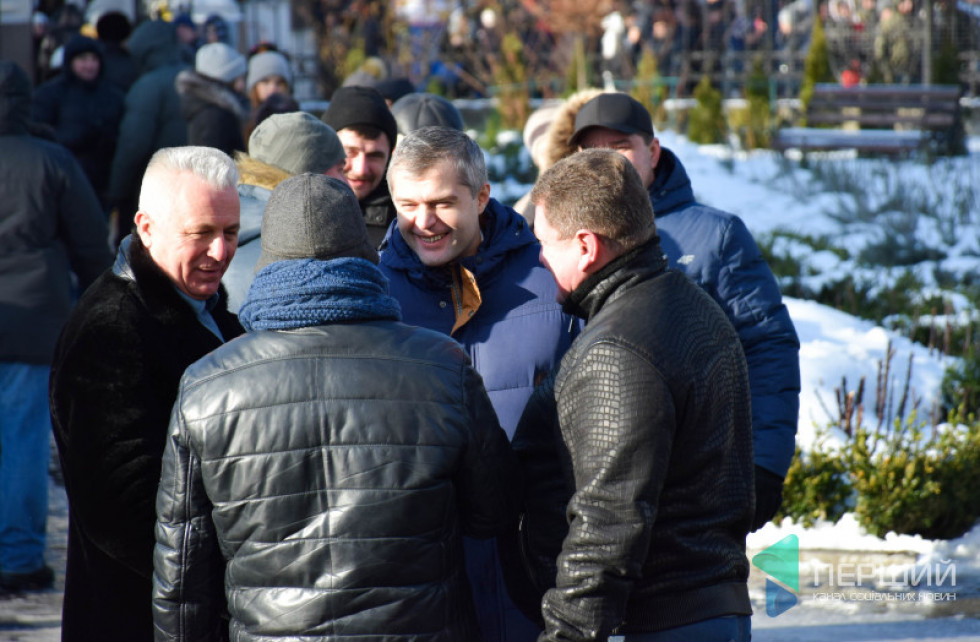 Вячеслав Рубльов та Юрій Ройко