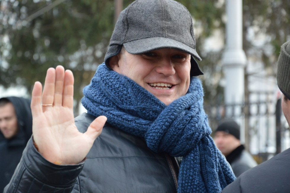 Очільник «БПП «Солідарність» Іван Мирка