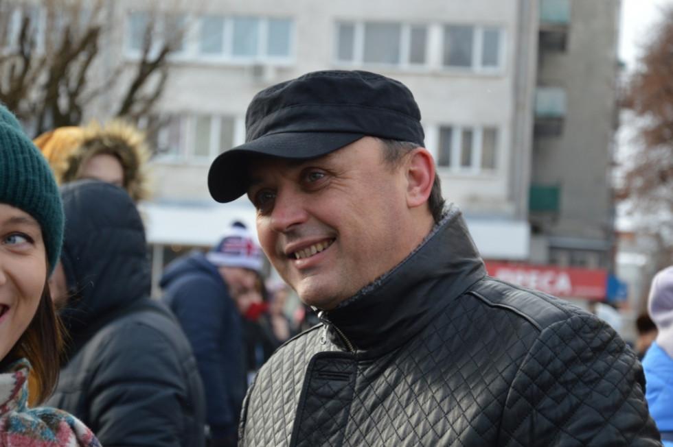 Народний депутат України Ігор Лапін