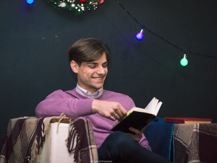 Антон Безносиков – учасник заходу