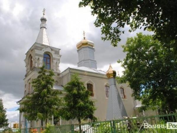 Громада з села під Луцьком вирішила перейти до Православної Церкви України