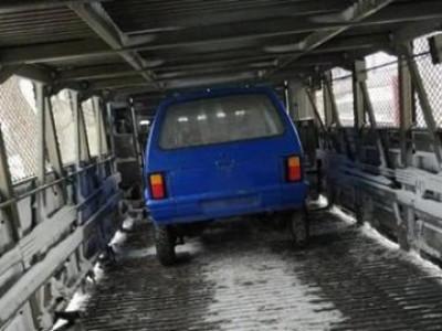 У Луцьку автолюбителі знайшли рідкісний ретро-автомобіль ЛуАЗ-1301