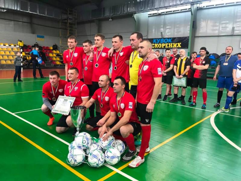 Всеукраїнський турнір з футзалу «Кубок Нескорених»