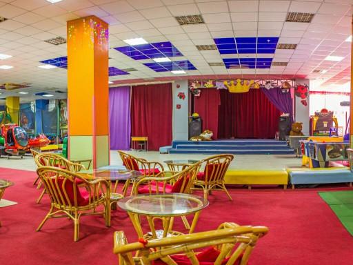 Ігровий центр «Лімпопо» запрошує дітлахів на квести і танці