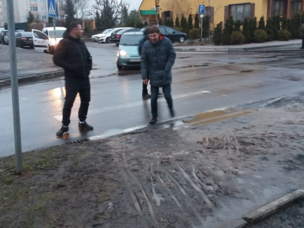 вулиця Кравчука
