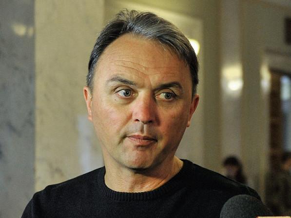 Народний депутатІгор Лапін