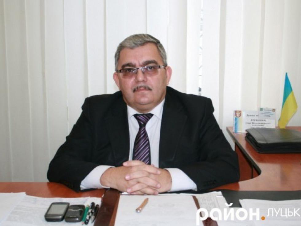 Олег Гребенюк