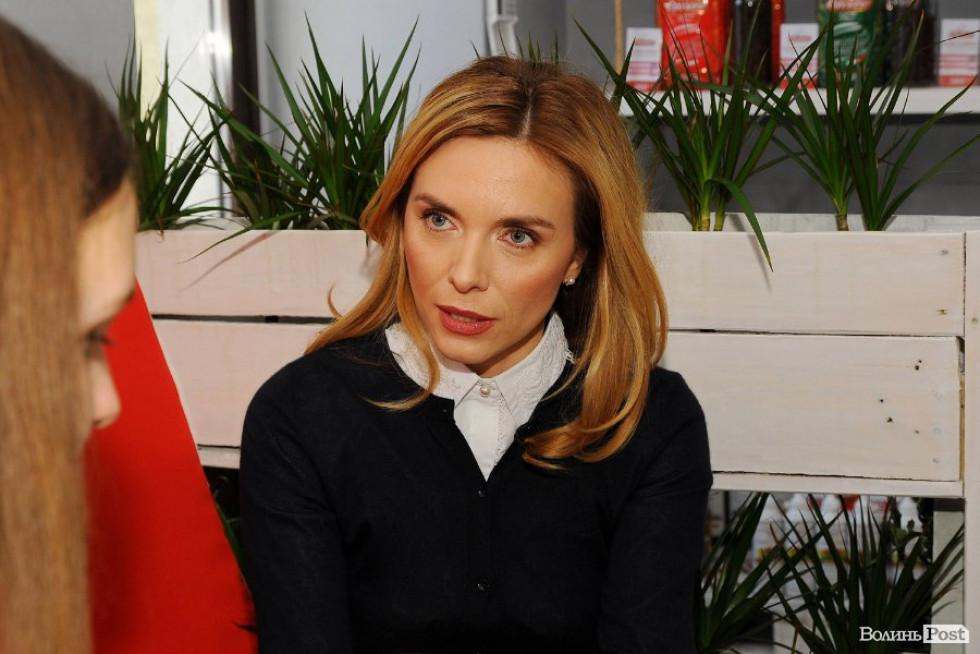 Валентина Галущак
