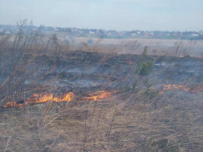 пожежа в селі Тарасове