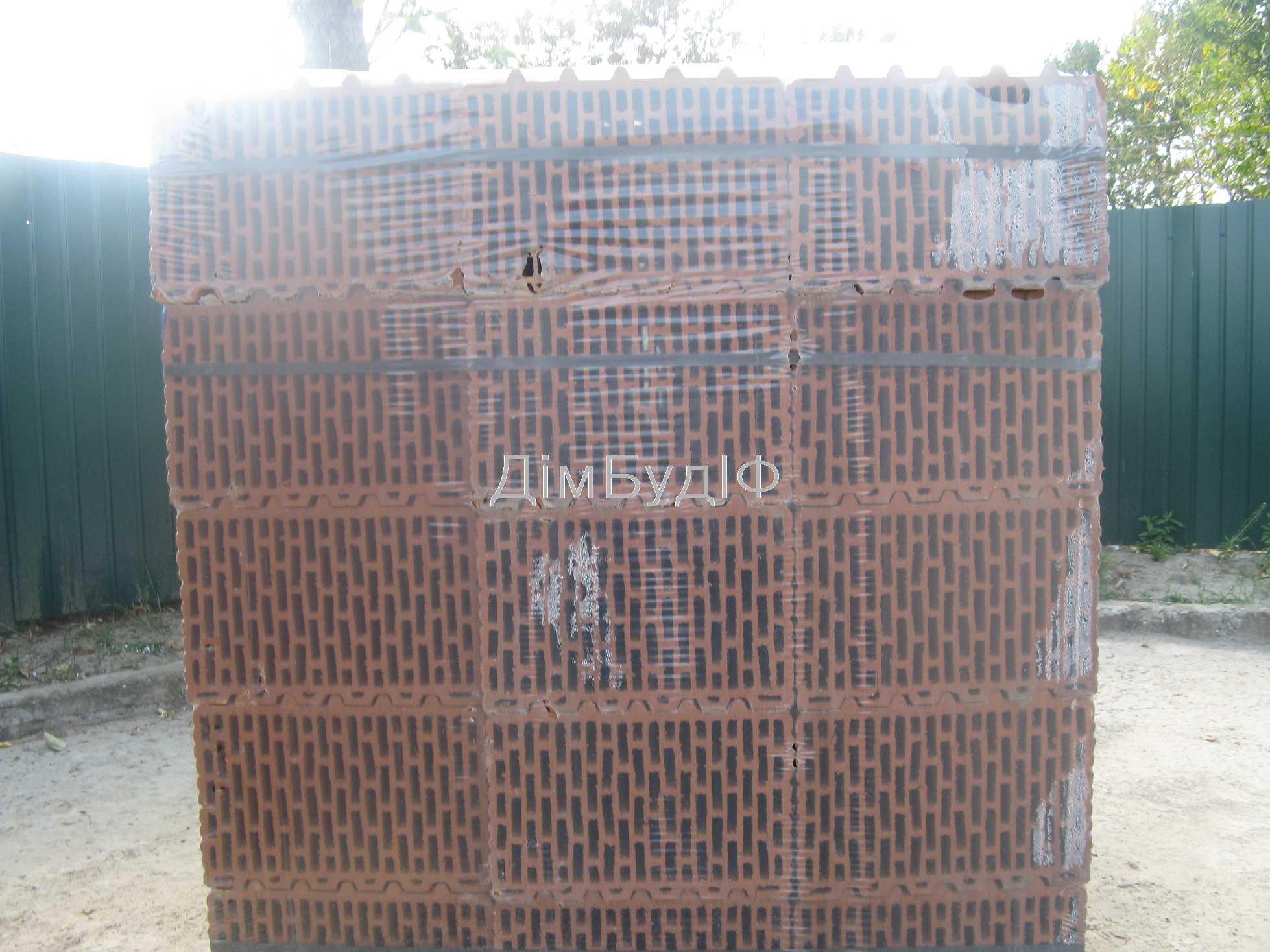 Стінові Керамічні Блоки Lеiеr, ЗБК Русинія, Porothеrm (Кирпич,Керамблоки).
