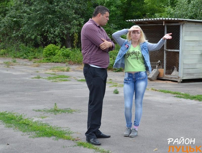 Сергій Рижков та Дана Наварчук
