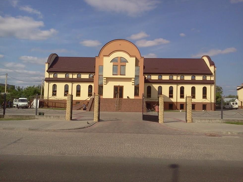 Церква «Фіміам» на вулиці Станіславського