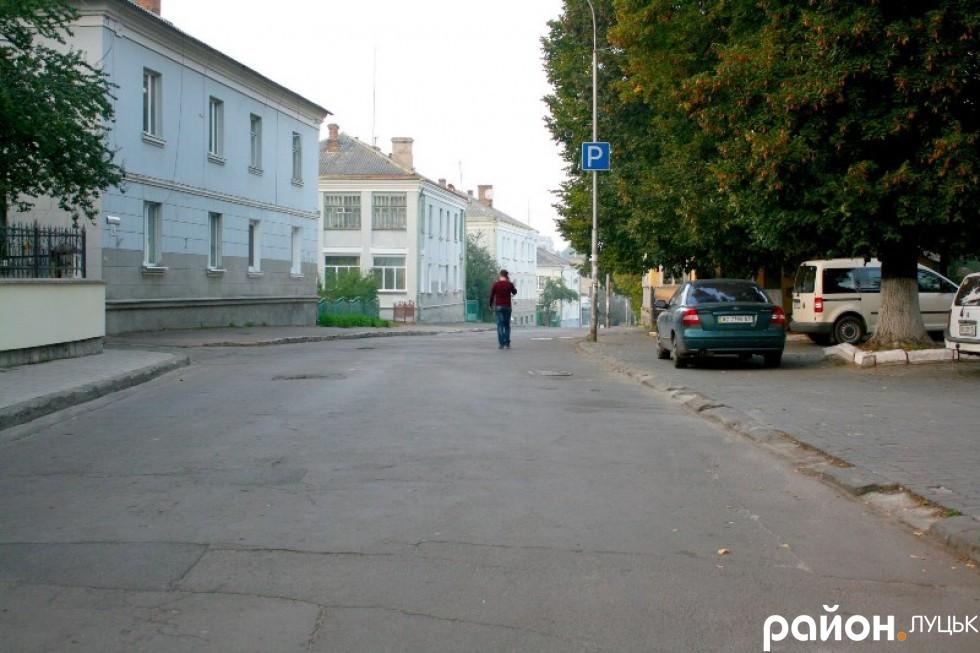 Вулиця Ярощука