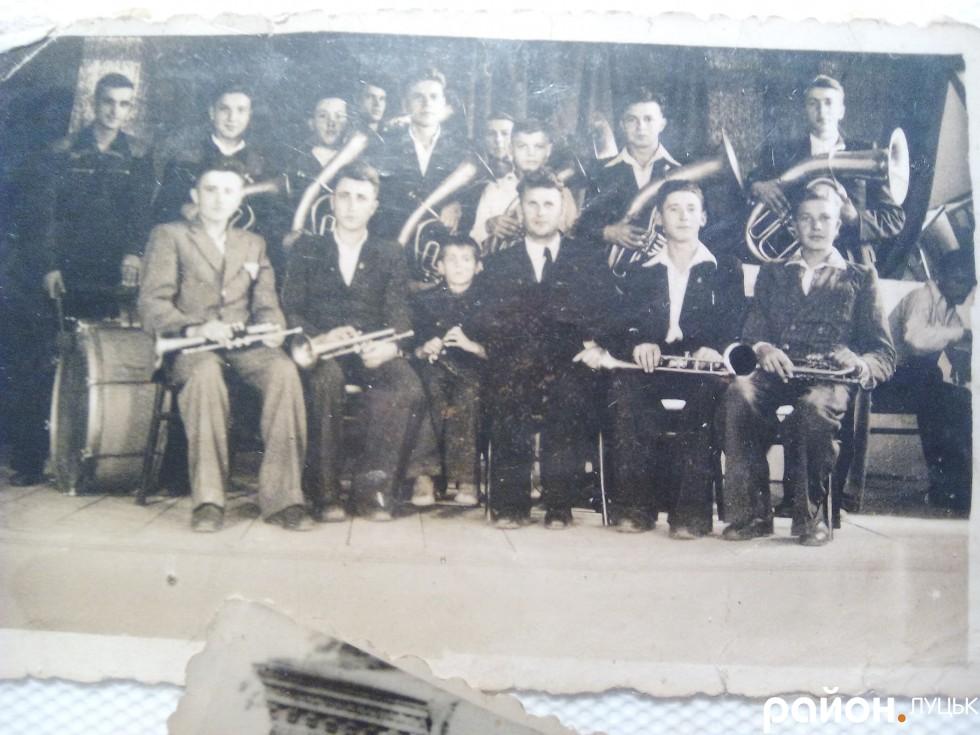 Табірний оркестр