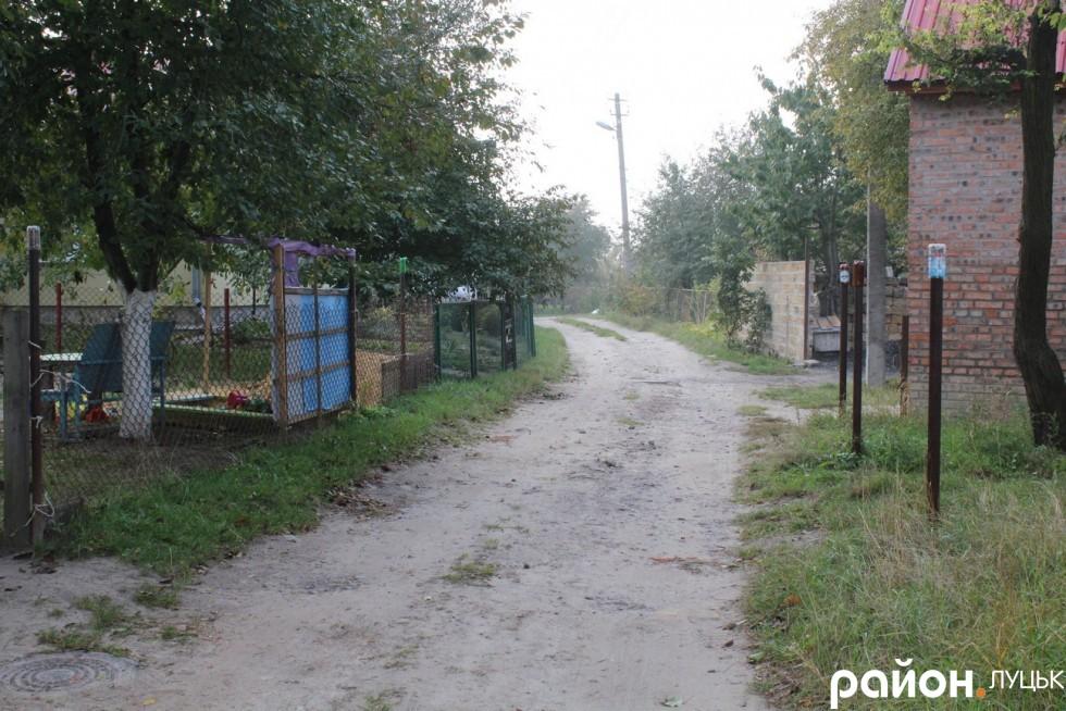 Вулиця Костопільська