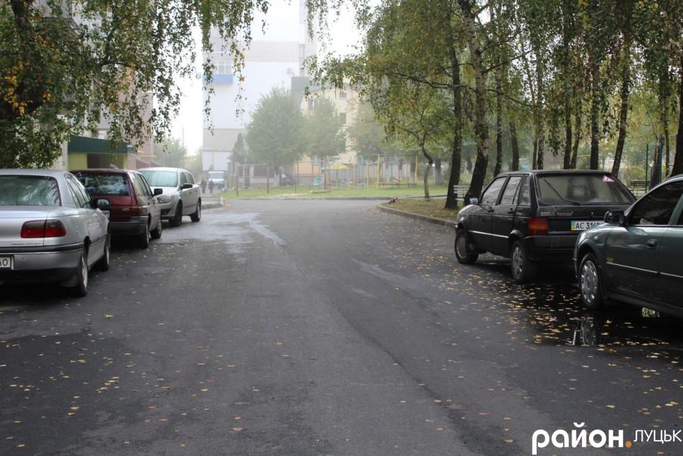 вулиця Бринського