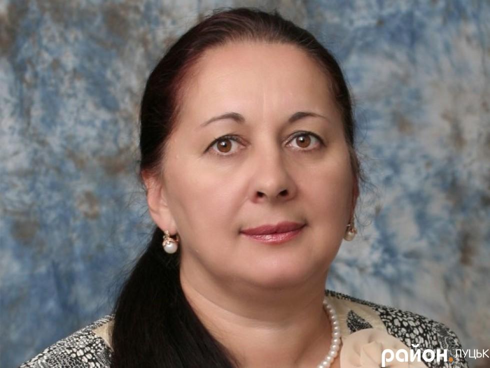 Кандидат психологічних наук Дарія Гошовська